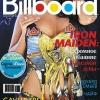 """Съемка для журнала  Billboard   8 номер . Iron Maiden : нескромное обаяние """"Железной девы"""""""