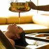 Аюрведический массаж головы Shirodhara
