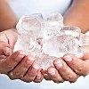 Крио массаж ( Массаж ледяными кубиками ) или Spa Снежная КОРОЛЕВА