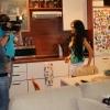 съемки Лали Чабоки  передача С.У.П.   на канале Перец